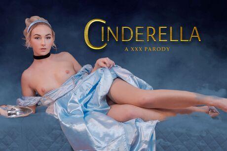 Cinderella A XXX Parody VR Porn Video