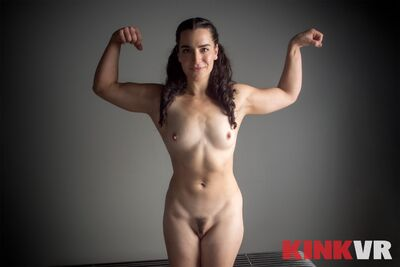 As Strong as Lina VR Porn Video