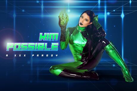 Kim Possible: Shego A XXX Parody VR Porn Video
