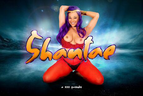 Shantae A XXX Parody VR Porn Video