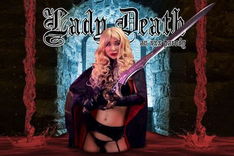 Lady Death A XXX Parody VR Porn Video