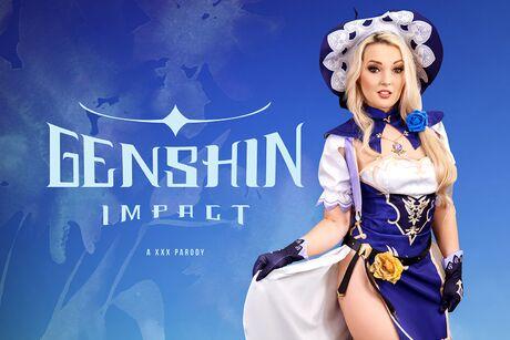 Genshin Impact A XXX Parody VR Porn Video