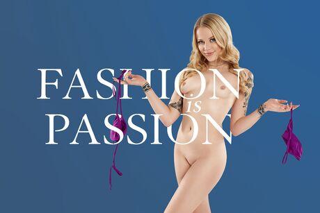 Fashion is Passion VR Porn Video