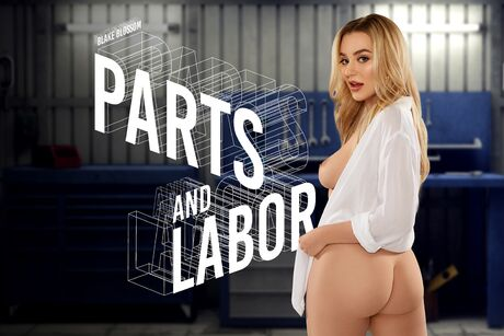Parts and Labor VR Porn Video
