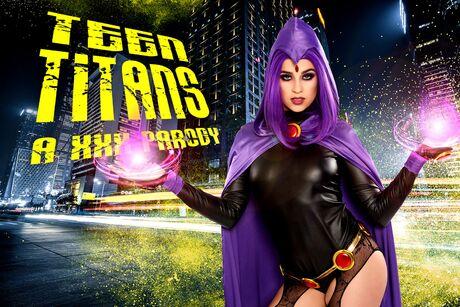 Teen Titans A XXX Parody VR Porn Video