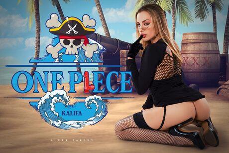 One Piece A XXX Parody VR Porn Video