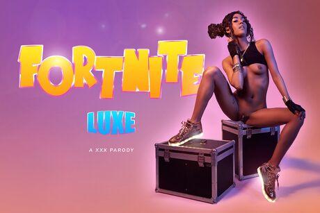 Fortnite: Luxe A XXX Parody VR Porn Video