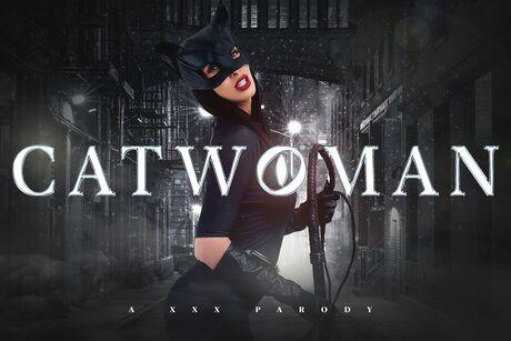 Catwoman A XXX Parody VR Porn Video
