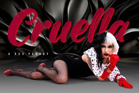 Cruella de Vil: A XXX Parody VR Porn Video