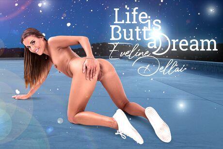 Life is Butt A Dream VR Porn Video