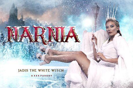 Narnia: Jadis the White Witch A XXX Parody VR Porn Video