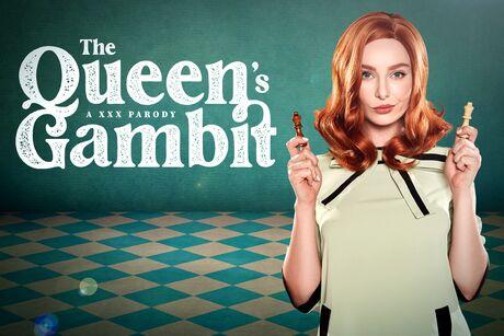 Queen's Gambit A XXX Parody VR Porn Video