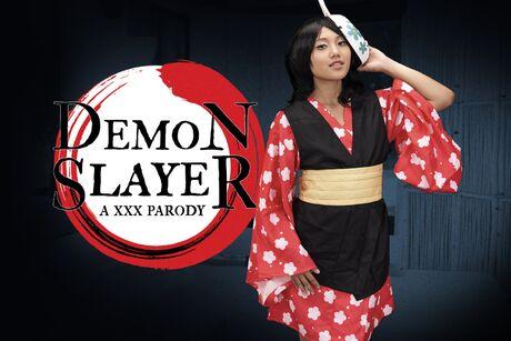 Demon Slayer: Makomo VR Porn Video