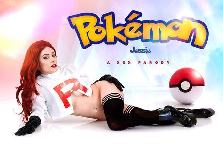 Pokemon: Team Rocket Jessie A XXX Parody VR Porn Video