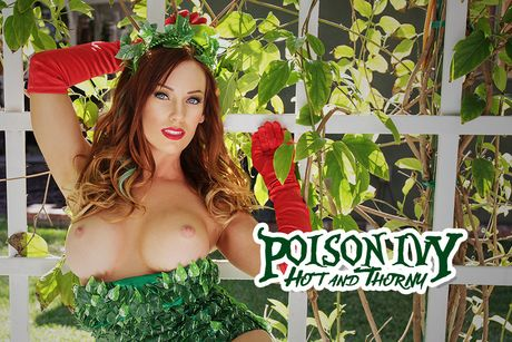 Poison Ivy: Hot & Thorny VR Porn Video