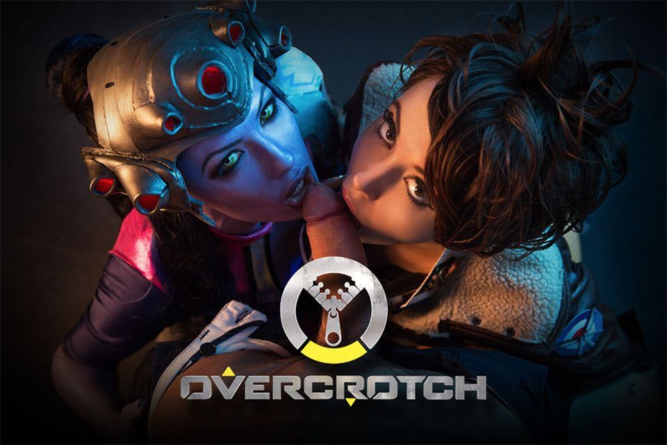 Overwatch A XXX Parody VR Porn Video