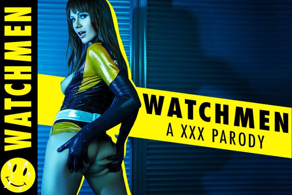 Watchmen XXX Parody VR Porn Video