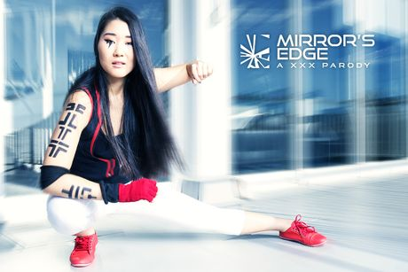 Mirror's Edge A XXX Parody VR Porn Video