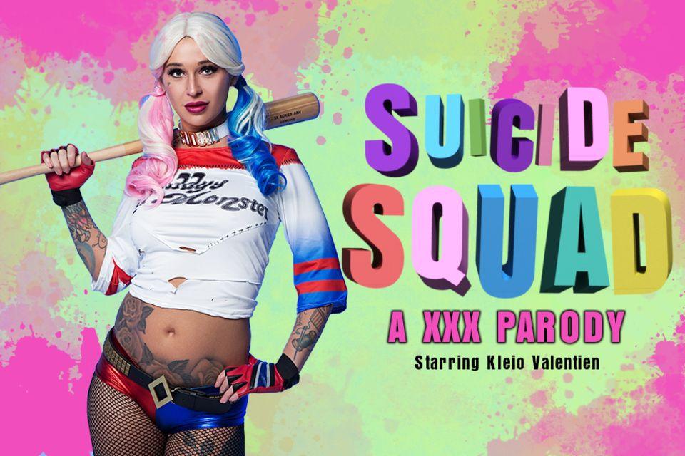 Suicide Squad: Harley Quinn XXX Parody VR Porn Video